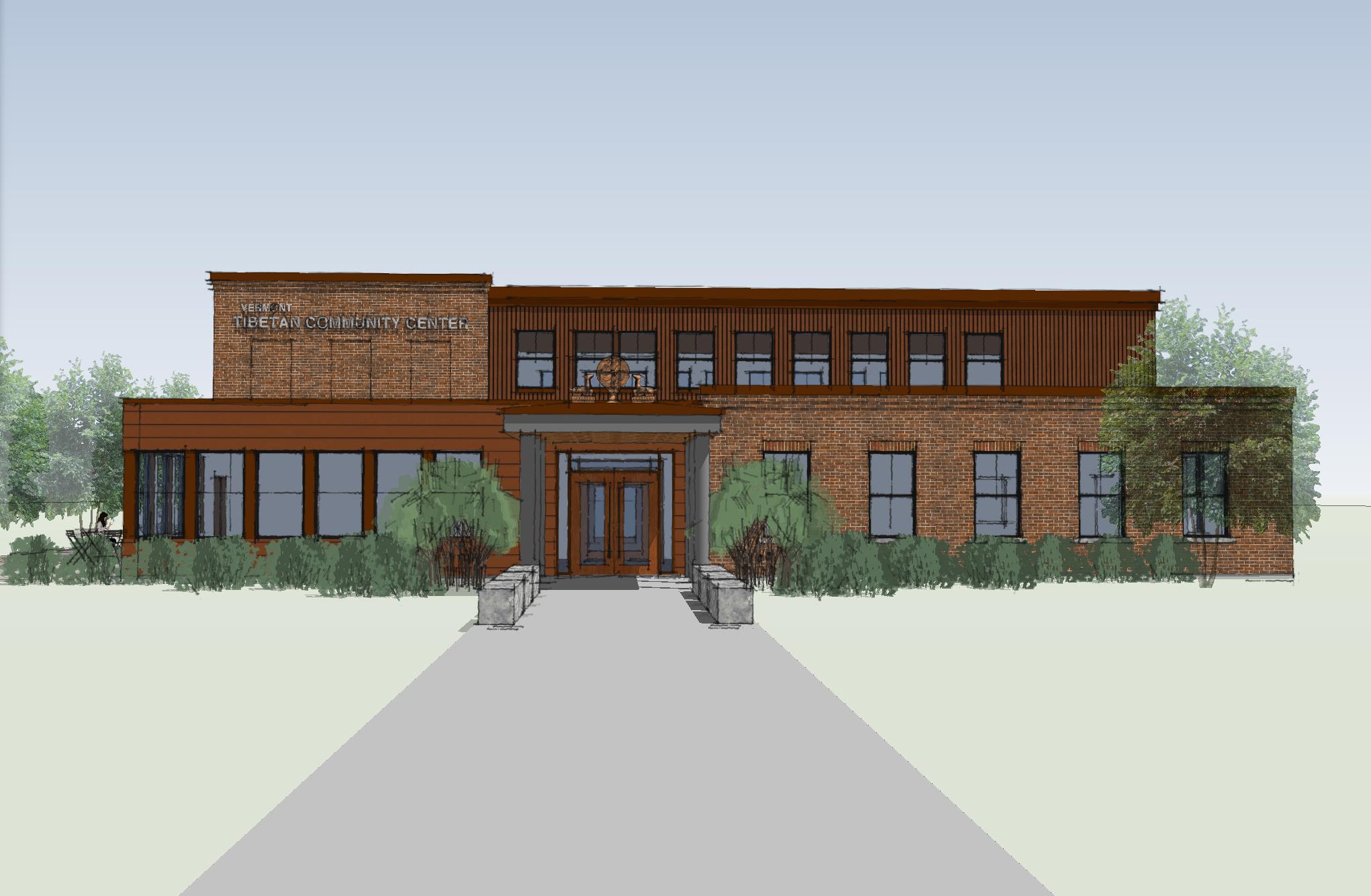 Vermont Tibetan Community Center Project